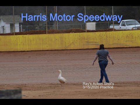 Harris Speedway 3/15/20 practice