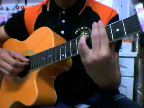 World is mine Hatsune Miku (guitar)