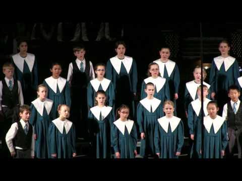 Cantaré Children's Choir:  Can You Hear Me
