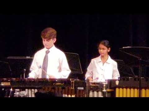 Stop Time G.H. Green Monroe Township Middle School 6th grade percussion ensemble