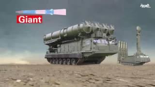 روسيا توسع خلافاتها وتنشر صواريخ في سوريا