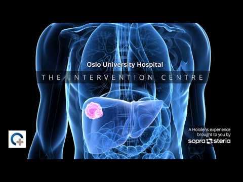 Oslo University Hospital and Sopra Steria win the Microsoft 2017 Health Innovation Award