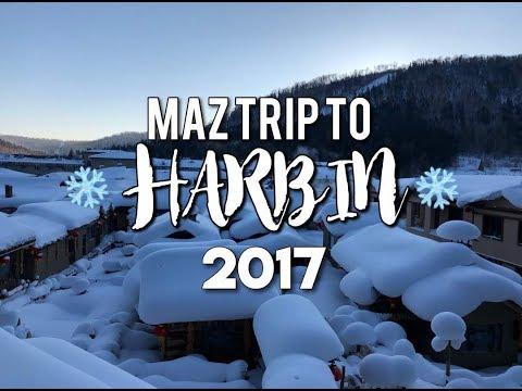 TRIP TO HARBIN 2017