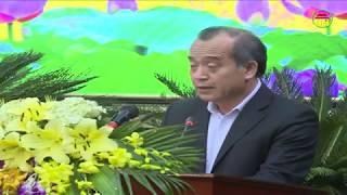 Giám đốc Sở NN&PTNT Nguyễn Văn Doanh trả lời chất vấn tại kỳ họp thứ 5 HĐND tỉnh khóa XVI thumbnail