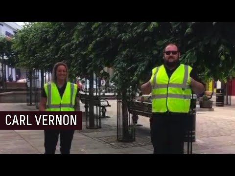 "Meet the People Keeping You ""Safe"" - Carl Vernon"