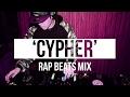 Cypher & Freestyling Old School Boom Bap Hip Hop Rap Beats MIX | Chuki Beats