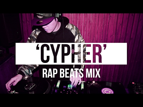 Cypher & Freestyling Old School Boom Bap Hip Hop Rap Beats MIX | Chuki Beats