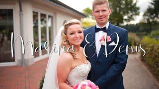 Hochzeitsvideo Marina & Denis  /Osnabrück Russische Hochzeit