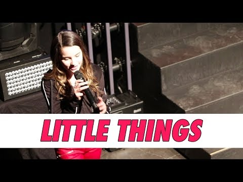 Annie LeBlanc - Little Things (LIVE in Salt Lake City)