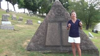 Jehovah's Witnesses Founder Charles Taze Russell's Gravesite - JW.ORG thumbnail