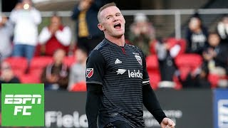 Wayne Rooney's brace leads DC United into playoffs   MLS Highlights