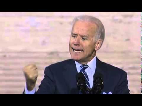 "Joe Biden Says LaGuardia Airport Like a ""Third World Country"""