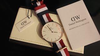 Daniel Wellington Classic Cambridge Watch - Unboxing