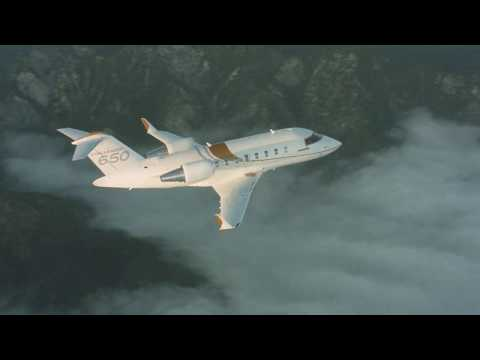 Challenger 650 - The widest-in-class cabin