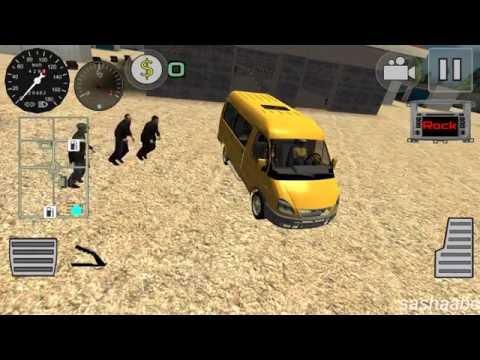 russian mini bus simulator 3D обзор игры андроид game rewiew android