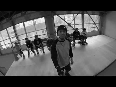 Takeshi Yasutoko True Players skatepark edit.