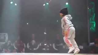 BGIRL TERRA 6 Years Old) Vs B-BOY LEELOU (Best Version)