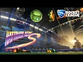HAT TRICK KING; Rocket League