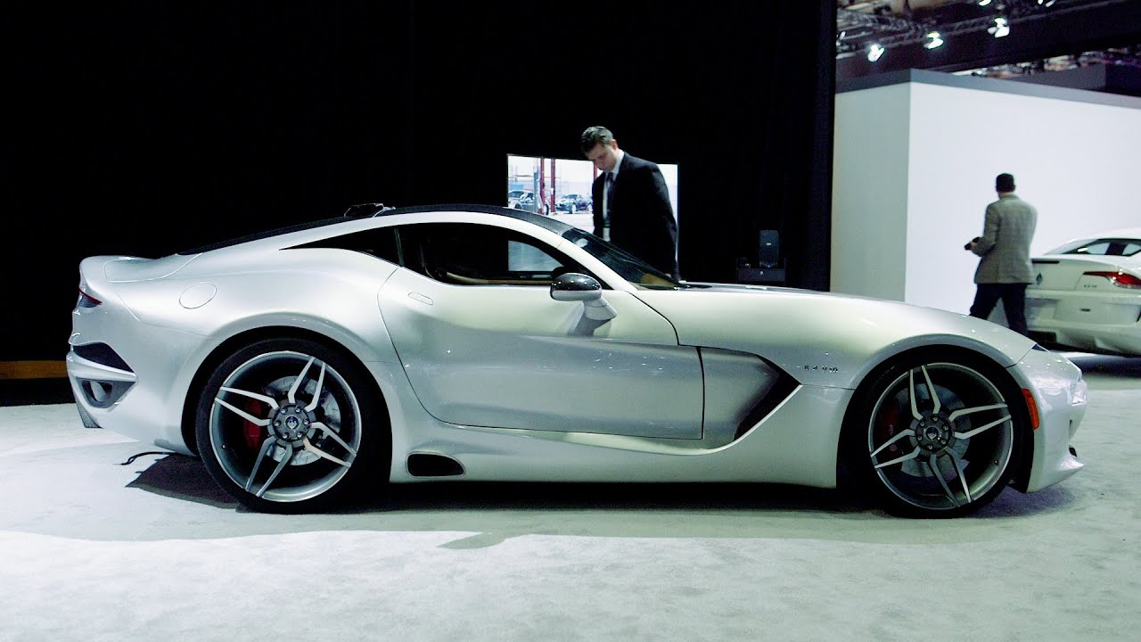 This 268 000 Supercar Is America S Answer To Aston Martin