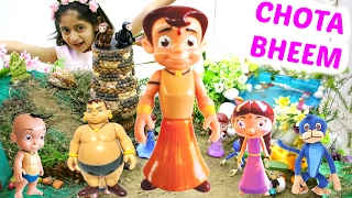 Chota Bheem & The Village Tour Episode 01 | MyMissAnand
