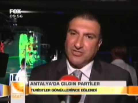 Temel Tacal, Antalya