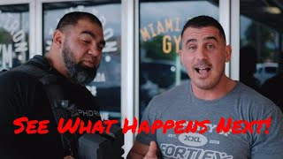 Motivational workout with RealWorld Tactical // John Bartolo Show