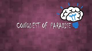 Music, Life & Coaching - Conquest of Paradise