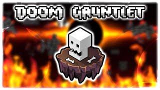 Doom Gauntlet & Chest | The Lost Gauntlets | Geometry Dash 2.11