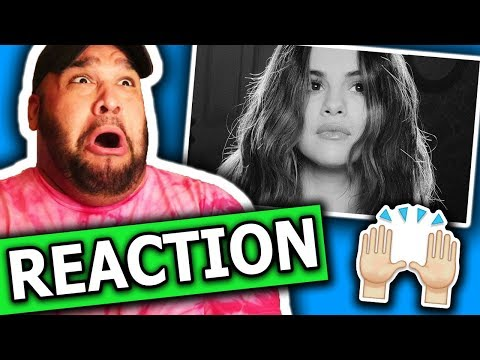 Selena Gomez - Lose You To Love Me (Music VIdeo) REACTION