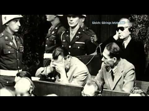 Göring Nürnberger Prozesse