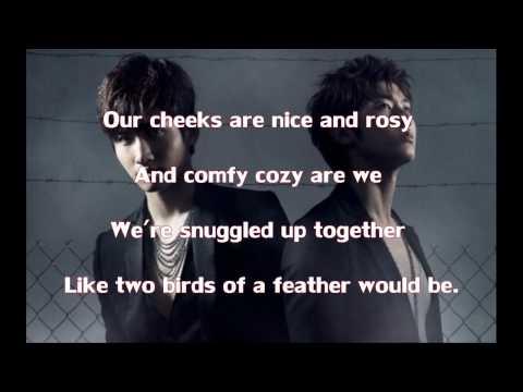 [Lyrics] Sleigh Ride - TVXQ