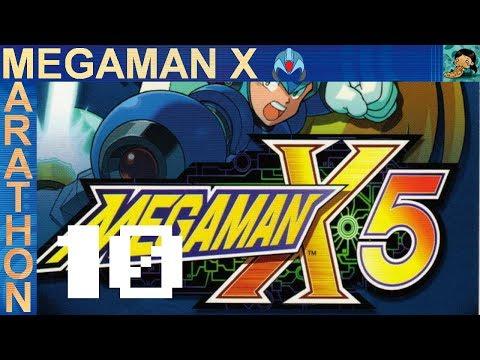 Mega Man X Marathon: Mega Man X5 (PSX) - Part 10 / Zero Space Stage 1: Origin