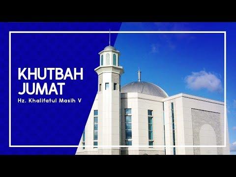 Khutbah Jum'at Hz Khalifatul Masih V ATBA - 20 April 2018 - Indonesia