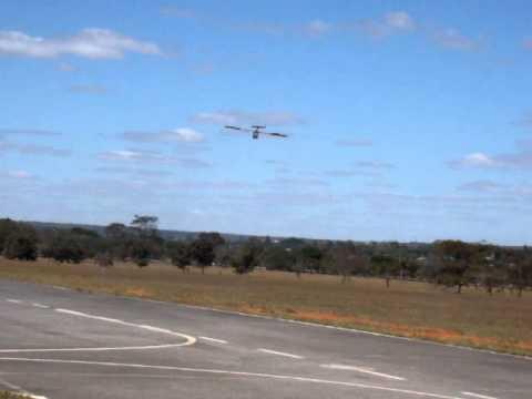 "Draco Volans Aerodesign UnB - 2012 ""Tiririca"""