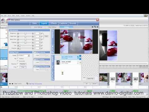 Quick slide show ProShow Gold