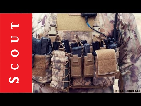 Military and Commercial Chest Rigs - Scout Tactical