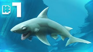 Hungry Shark Evolution Ep 1 - NAM NAM!!!