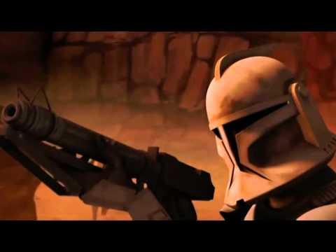 Star Wars The Clone Wars     Clone-Trooper Tribute  HD  Part  I of  IV