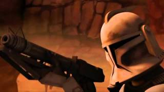 Star Wars The Clone Wars     Clone-Trooper Tribute  HD  Part  I of  IV