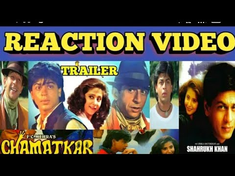Download Chamatkar movie Hindi Shahrukh Khan ka 1992 Chamatkar
