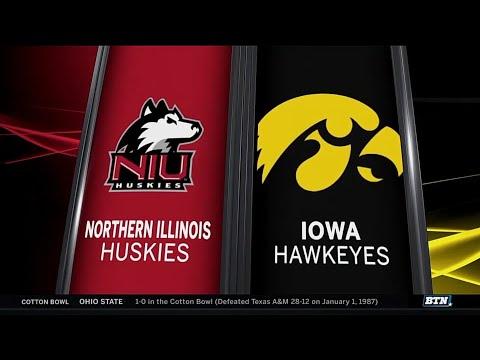 Northern Illinois at Iowa - Men