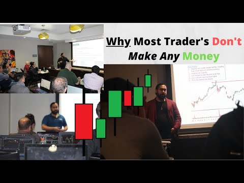Why Most Traders Lose Money