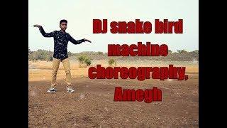 DJ snake bird machine, Christmas special dance choreography by Amegh