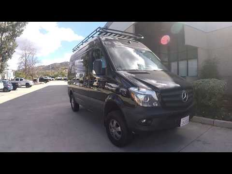 Bringing the Sprinter to Aluminess & Scuba Diving in San Diego Ep.1 FR Sub
