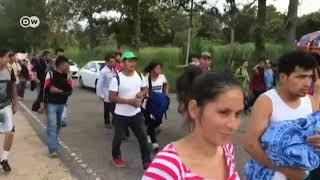 Apresan al organizador caravana de Honduras