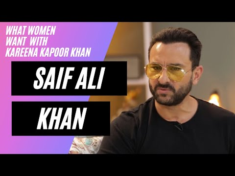 Saif Ali Khan & Kareena discuss about Modern Marriages | What Women Want with Kareena Kapoor Khan