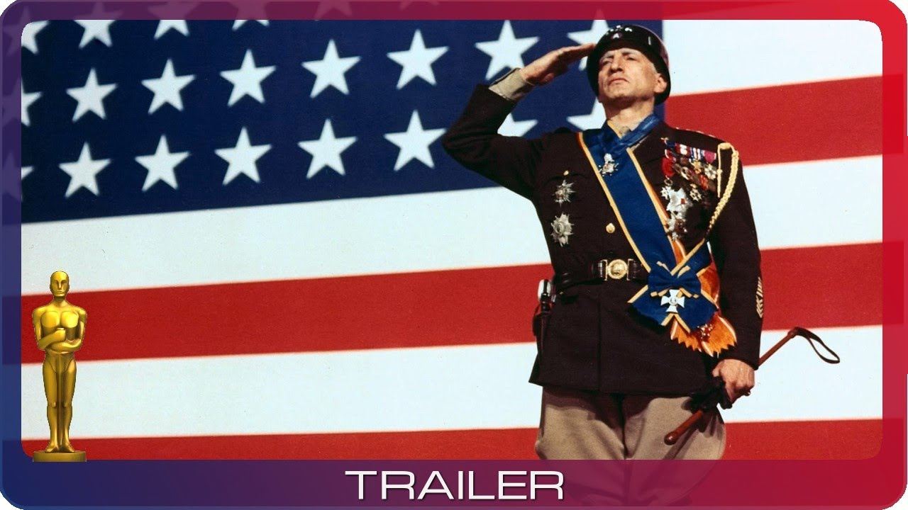 Patton ≣ 1970 ≣ Trailer