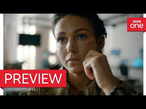 Georgie (Michelle Keegan) tries to help the forces - Our Girl: Series 2 Episode 3 Preview - BBC One