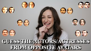 Guess Bollywood Actors/Actresses from Opposite Male-Female Avatars | CHALLENGE