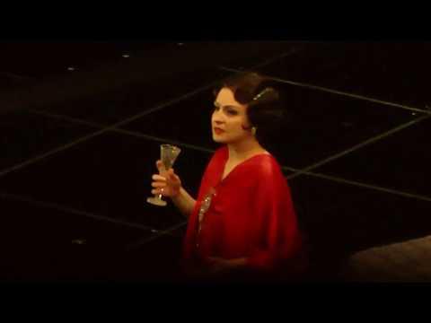"""IRINA LUNGU """"È strano ... Sempre libera"""" TRAVIATA (2016)"""